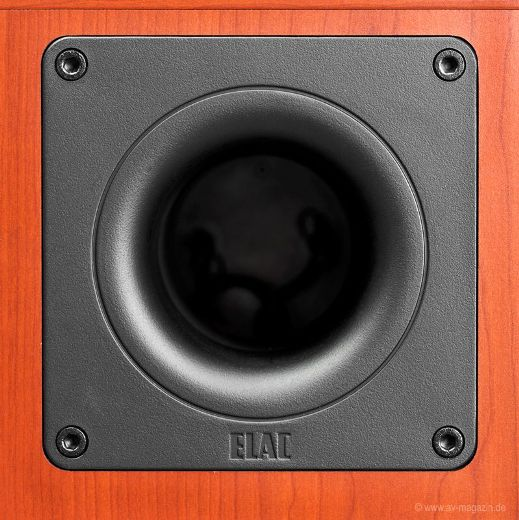ELAC FS 189 back firing bass reflex port