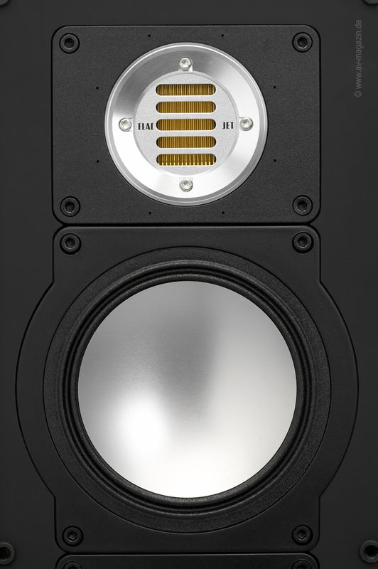 ELAC FS 189 JET tweeter and midrange driver