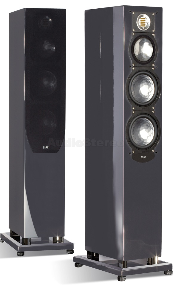 ELAC FS 249 titan shadow high gloss